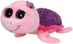 TY Inc Beanie Boos: Rosie - Baby testoasa roz 15cm (TY36185)