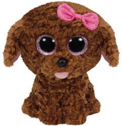 TY Inc Beanie Boos: Maddie - Bby catelusa maro 15cm (TY36157)