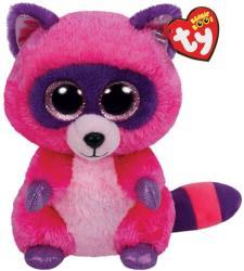 TY Inc Beanie Boos: Roxie - Baby raton roz 24cm (TY37043)