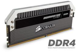 Corsair Dominator Platinum 64GB (4x16GB) DDR4 3200MHz CMD64GX4M4C3200C16