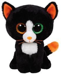 TY Inc Beanie Boos: Frights - Baby pisica negru-portocaliu 24cm (TY37056)