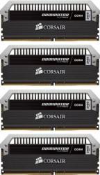Corsair Dominator Platinum 32GB (4x8GB) DDR4 2400MHz CMD32GX4M4A2400C12