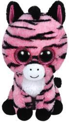 TY Inc Beanie Boos: Zoey - Baby zebra roz 24cm (TY37035)