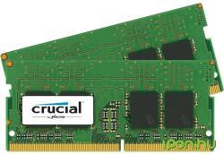 Crucial 16GB (2x8GB) DDR4 2400MHz CT2K8G4SFD824A