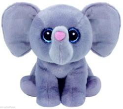 TY Inc Beanies: Whooper - Baby elefant 15cm (TY42119)