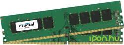 Crucial 32GB (2x16GB) DDR4 2400MHz CT2K16G4WFD824A