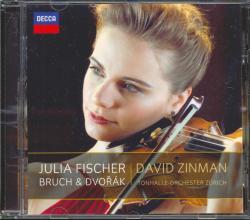 DECCA Dvorak: Violin Concerto, Bruch: Violin Concerto