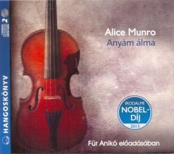 KOSSUTH Alice Munro: Anyám álma - 2 CD Für Anikó előadásában