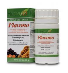 Herba-D Flavono kapszula - 60 db
