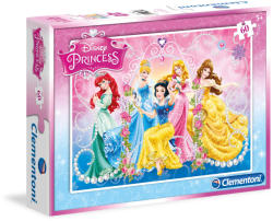 Clementoni Disney Hercegnők 60 db-os