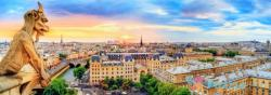 Trefl Panoráma puzzle - Párizsi látkép látkép 1000 db-os (29029)