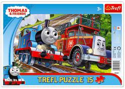 Trefl Thomas, a gőzmozdony 15 db-os (31231)