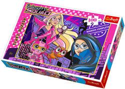 Trefl Barbie titkos ügynökök - Kém csapat 100 db-os (16292)