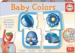 Educa Baby Colors - Oktató puzzle kicsiknek: Színek (15861)
