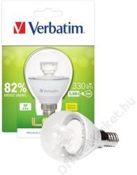 Verbatim E14 5.5W 2700K 330lm VLED605