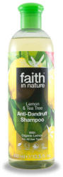 Faith in Nature Citrom és teafa sampon 250ml