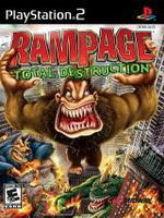 Midway Rampage Total Destruction (PS2)