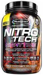 Muscletech Performance Nitro Tech Nighttime - 908g