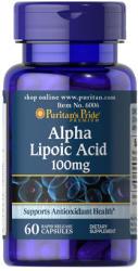 Puritan's Pride Alpha Lipoic Acid 100mg kapszula - 60 db