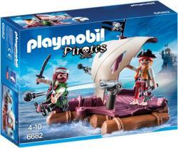 Playmobil Kalózok tutajon (6682)