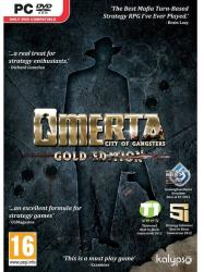 Kalypso Omerta City of Gangsters [Gold Edition] (PC)