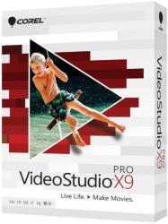 Corel VideoStudio Pro X9 VSPRX9MLMBEU