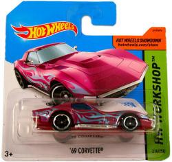 Mattel Hot Wheels - Workshop - 69 Corvette