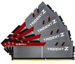 G.SKILL TridentZ 64GB (4x16GB) DDR4 3400Mhz F4-3400C16Q-64GTZ