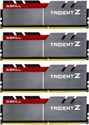 G.SKILL TridentZ 32GB (4x8GB) DDR4 3200Mhz F4-3200C14Q-32GTZ