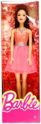 Mattel Parti Barbie - csillogó barack színű ruhában 2016 (DGX83)