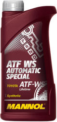 MANNOL ATF WS Automatic Special (1L)