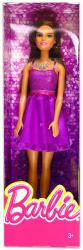 Mattel Parti Barbie - csillogó lila ruhában 2016 (DGX81)