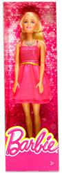 Mattel Parti Barbie - szőke Barbie csillogó rózsaszín ruhában 2016 (DGX82)