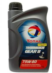 Total TRANSMISSION GEAR 8 75W-80 (1L)