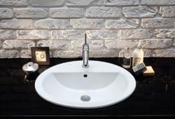 KOLO Nova Top mosdó, beépíthető 56x45 cm