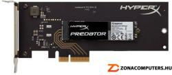 Kingston HyperX Predator 480GB PCI-E SHPM2280P2H/480G
