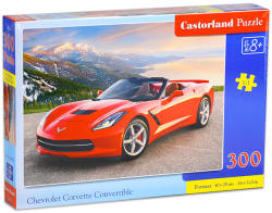 Castorland Chevrolet Corvette Convertible 300 db-os (B-030057)