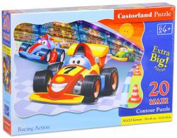 Castorland Maxi Puzzle - Versenyautók 20 db-os (C-02306)