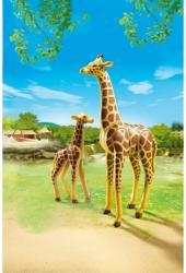 Playmobil Girafa cu pui (PM6640)