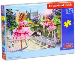 Castorland Balett-táncosok 180 db-os (B-018222)