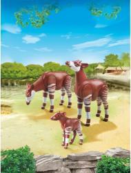 Playmobil Familie de okapi (PM6643)