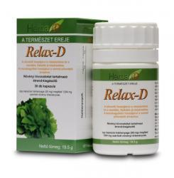 Herba-D Relax-D kapszula - 30 db