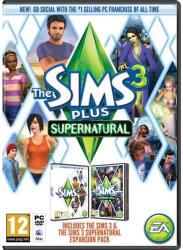 Electronic Arts The Sims 3 Plus Supernatural (PC)