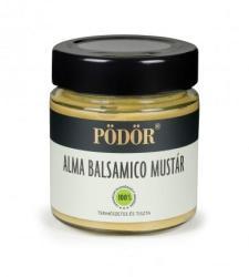 PÖDÖR Alma Balsamico Mustar (130g)
