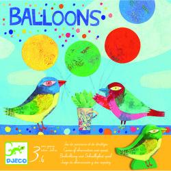 DJECO Baloane colorate (DJ08452)