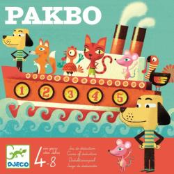 DJECO Pakbo - Joc de strategie (DJ08458)