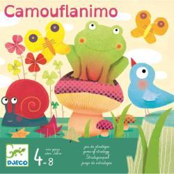 DJECO Camouflanimo - Joc de strategie (DJ08497)