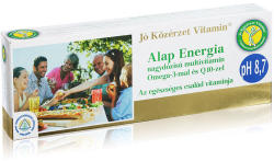 Jó Közérzet Alap Energia Multivitamin (180db)