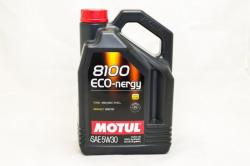 Motul 8100 Eco-lite 5W-30 (4L)