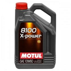 Motul 8100 X-Power 10W-60 (4L)